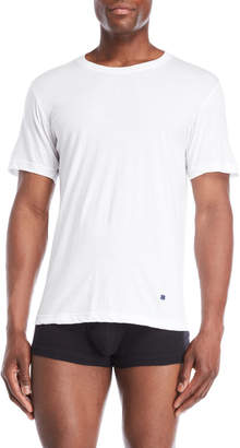 Lucky Brand 3-Pack Solid Crew Tees