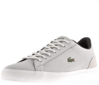 558c7afa49aa4 ... Leather Novas Trainers - TopMan Thailand detailed pictures c07e5 8bfa6   at Mainline Menswear Lacoste Lerond Trainers Grey release info on b3212  c5125 ...