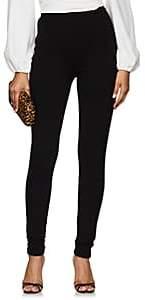 Philosophy di Lorenzo Serafini Women's Metallic-Trimmed High-Waist Leggings - Black