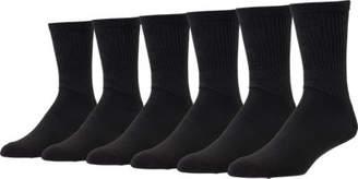 Sof Sole Men's Finish Line 6-Pack Crew Socks