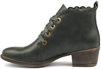 I Love Billy Aggie Forest Boots Womens Shoes Ankle Boots