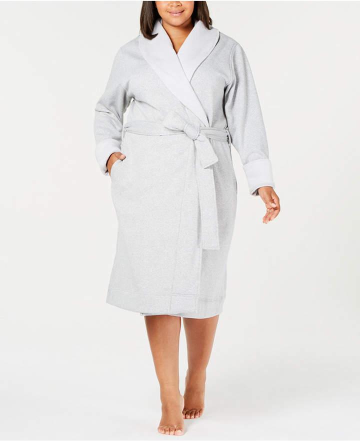Ugg Duffield Ii Plus Size Wrap Robe