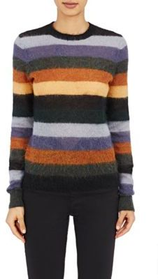 Isabel Marant Étoile Women's Cassy Sweater-NAVY $290 thestylecure.com