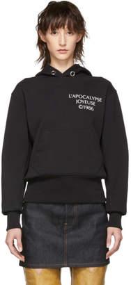 Helmut Lang Black Logo Hack Generic Hoodie