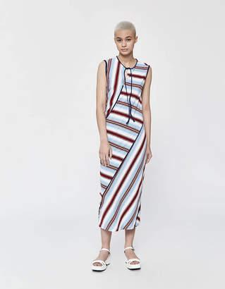 Marni Sleeveless Striped Dress