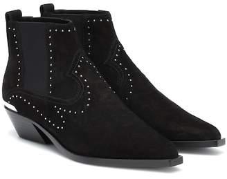 Rag & Bone Westin suede ankle boots