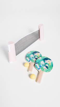 Sunnylife Ping Pong Play On Set
