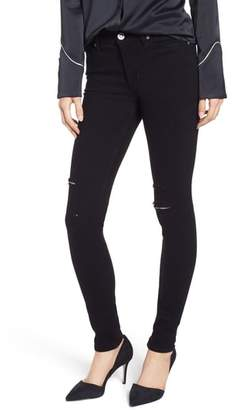 Hudson Nico Midrise Super Skinny Ankle Jeans