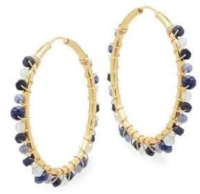 """Filigree Hoop Earrings/2"""""""