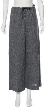 Derek Lam High-Rise Knit Culottes