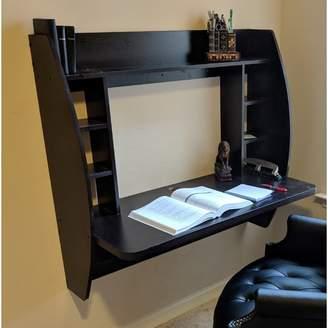 Ebern Designs Earls Wall Mounted Floating Desk