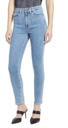 Paige Margot High Waist Ankle Peg Jeans