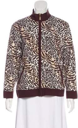 Needle & Thread Printed Embellished Jacket