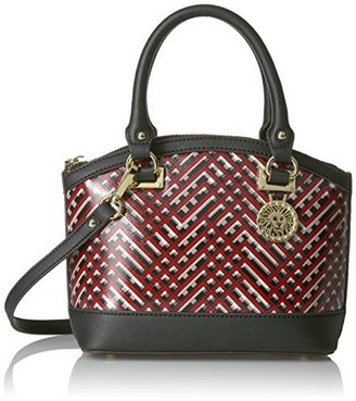 Anne Klein New Recruits Small Dome Satchel $35.44 thestylecure.com