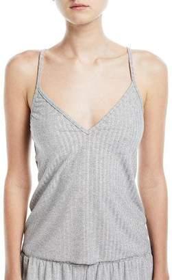 Cosabella Minimalista Rib-Knit Camisole