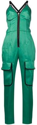Emilio Pucci zipped up jumpsuit