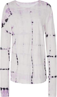 Proenza Schouler Tie-Dye Cotton-Jersey T-Shirt