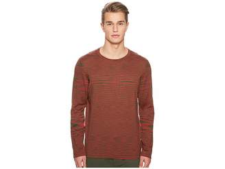 Missoni Fiammato Pima Cotton Long Sleeve Sweater Men's Sweater