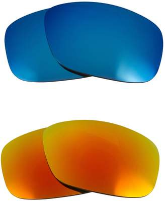 2e05cab320 Oakley Seek Optics Replacement Lenses Blue   Yellow by SEEK fits Sunglasses