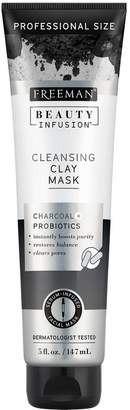 Freeman Cleansing Charcoal & Probiotics Clay Mask