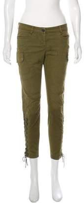 Just Cavalli Low-Rise Skinny Pants