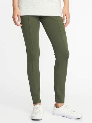 Old Navy High-Rise Stevie Ponte-Knit Pants for Women