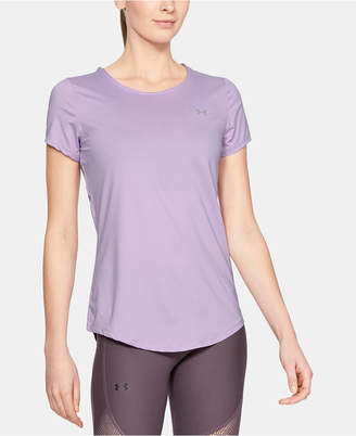 Under Armour Iso-Chill Strappy-Back Top