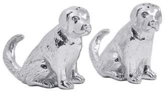 Mariposa Pet Lovers Labrador Salt & Pepper Set