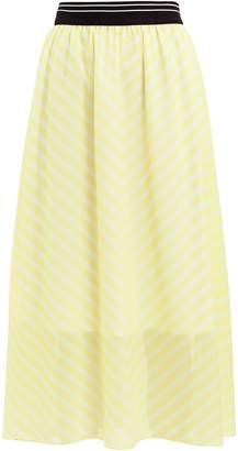 Notes Du Nord Kennedy Midi Skirt