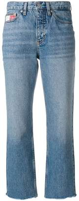 Tommy Jeans faded cropped jeans