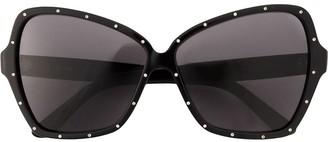 Celine crystal-embellished sunglasses
