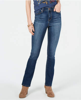 Style&Co. Style & Co High-Rise Baby Bootleg Jeans