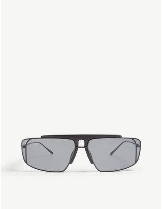 Prada 0pr 50vs rectangular sunglasses