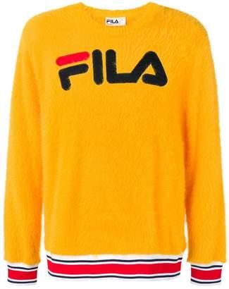 Fila contrast logo jumper