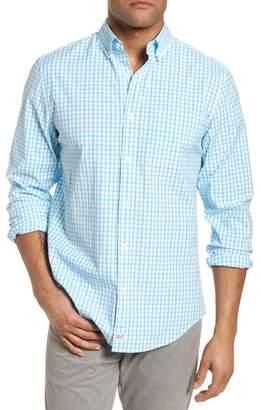Vineyard Vines The Marls Classic Fit Stretch Check Sport Shirt