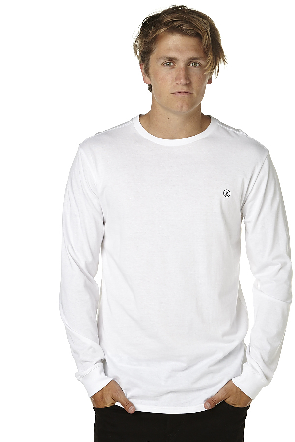 Volcom Men's Long Sleeve T-Shirt - ShopStyle.com.au