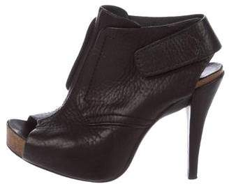 Pedro Garcia Pam Leather Booties