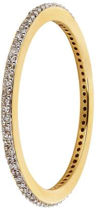 Monica Vinader Skinny Diamond Eternity Ring