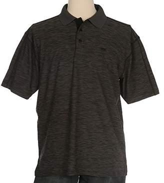 Wrangler Men's Advanced Comfort Short Sleeve Performance Polo Shirt