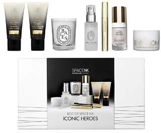 SpaceNK Best of Iconic Heroes Gift Set ($205 value)