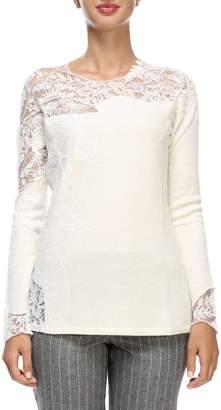 Ermanno Scervino Sweater T-shirt Women
