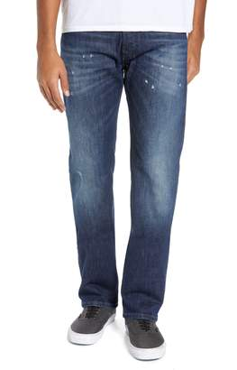 Diesel R) Safado Slim Straight Leg Jeans