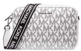 MICHAEL Michael Kors Large Logo Crossbody Bag