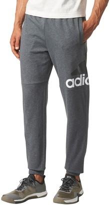 adidas Men's Essential Logo Jersey Pants