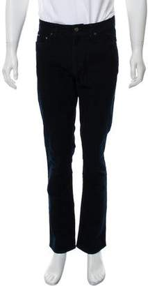 Michael Kors Slim-Fit Corduroy Pants