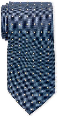 MICHAEL Michael Kors Silk Fine Textured Dot Tie