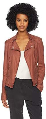 Level 99 Women's Brooklyn Moto Jacket