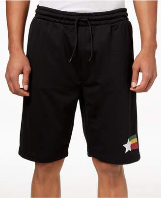 Lrg Men's High Rankin Basketball Mesh Shorts