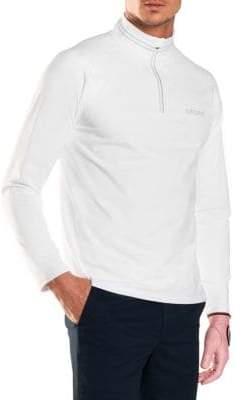 G/FORE Raglan Printed Sweatshirt