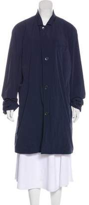 Loro Piana Voyager Knee-Length Rain Coat